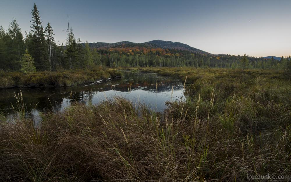 A Classic Adirondack Scene