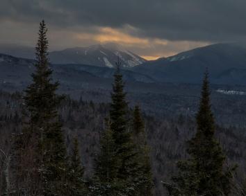 Mount Colden Slides