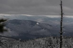 Scarface Mountain From McKenzie Mountain