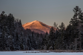 Whiteface Mountain From Little Cherrypatch Pond