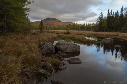Ray Brook Beaver Pond 2015-10-14