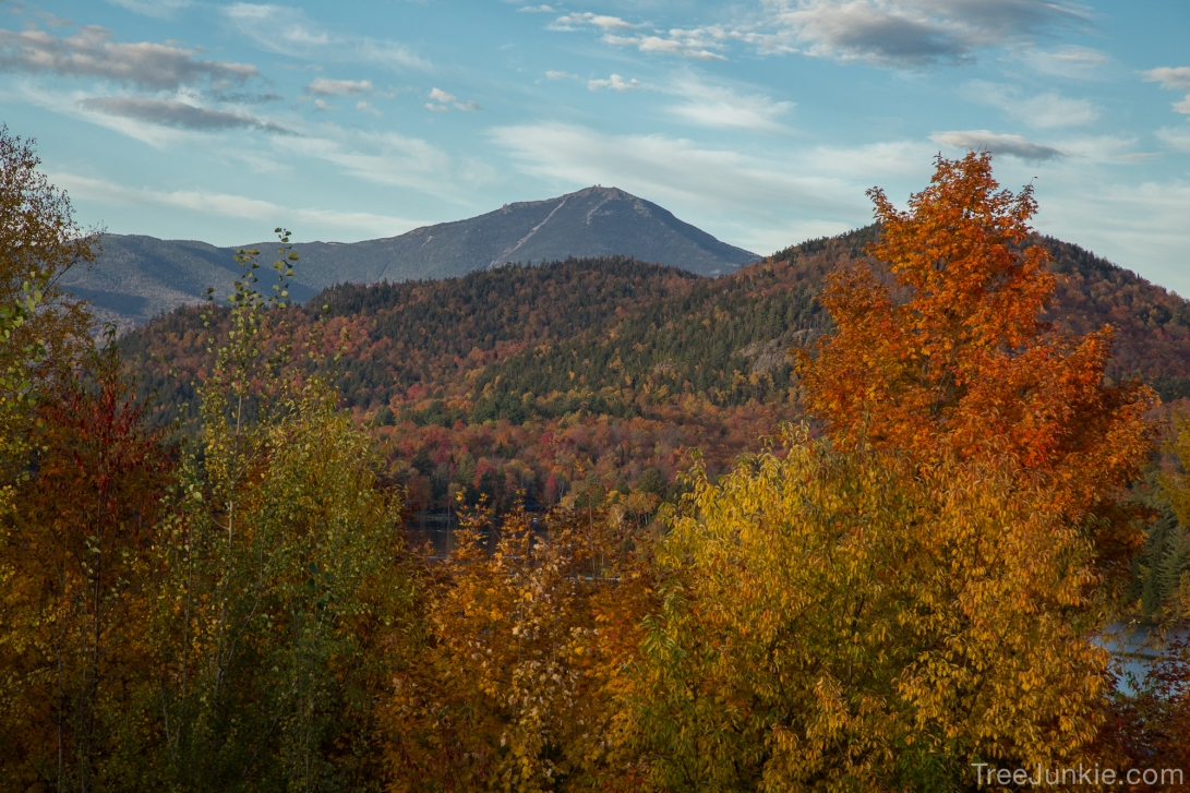 Whiteface Mountain 2015-10-12