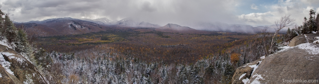Autumn Snow Squalls